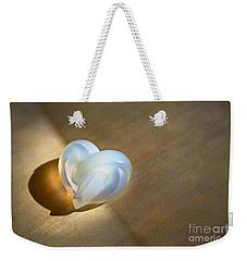 Faint Light Weekender Tote Bag