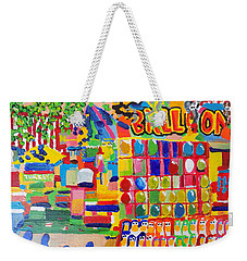 Fair Balloons Weekender Tote Bag