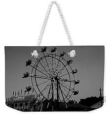 Weekender Tote Bag featuring the photograph Fair Time Fun by Rick Morgan