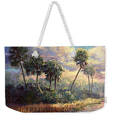 Fairchild Gardens Weekender Tote Bag by Laurie Hein