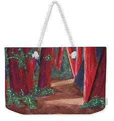 Fairfax Redwoods Weekender Tote Bag