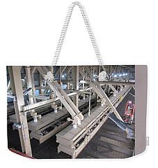 Fairmont Weekender Tote Bag