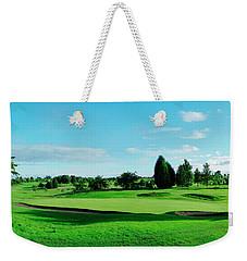 Fairway, Stirling Weekender Tote Bag by Jan W Faul