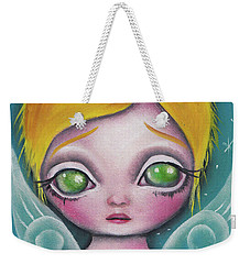 Fairy  Weekender Tote Bag by Abril Andrade Griffith