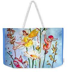 Fairy Babies Weekender Tote Bag