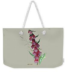 Fairy Bells Weekender Tote Bag