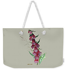 Fairy Bells Weekender Tote Bag