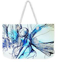 Fairy Doodles Weekender Tote Bag