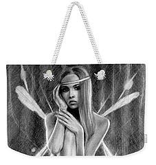 Fairy Drawing Weekender Tote Bag
