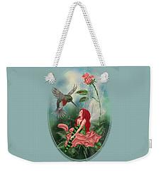 Fairy Dust Weekender Tote Bag
