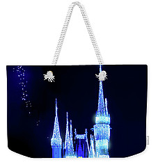 Weekender Tote Bag featuring the photograph Fairy Dust by Mark Andrew Thomas