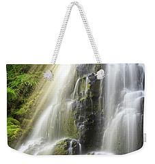 Fairy Falls Weekender Tote Bag