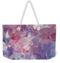 Fairy Garden Weekender Tote Bag