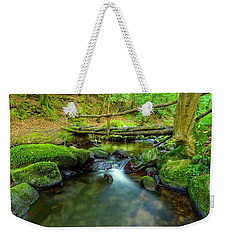 Fairy Glen Bridge Weekender Tote Bag