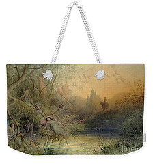 Fairy Land Weekender Tote Bag by Gustave Dore