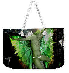 Fairy Nymph Weekender Tote Bag by Tbone Oliver
