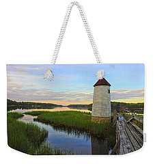 Fairy Tale On The River Weekender Tote Bag