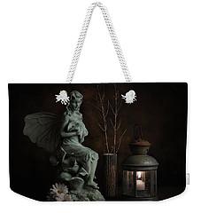Fairy With Lilies Weekender Tote Bag