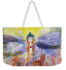 Fairy World Weekender Tote Bag