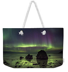 Fairytale Beach Weekender Tote Bag by Alex Conu