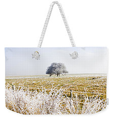 Weekender Tote Bag featuring the photograph Fairytale Winter In Fingal by Jorgo Photography - Wall Art Gallery