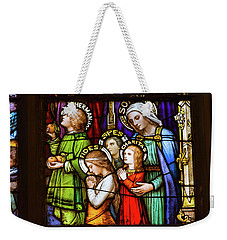 Faith, Hope, And Charity Weekender Tote Bag