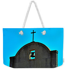 Weekender Tote Bag featuring the photograph Faith by Ray Shrewsberry