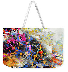 Faith Remains Weekender Tote Bag