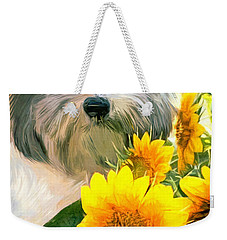 Faithful Floyd Weekender Tote Bag
