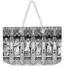 Weekender Tote Bag featuring the photograph Faithful Witnesses - 2 by Stephen Stookey