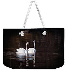 Weekender Tote Bag featuring the photograph Faithfulness by Ari Salmela