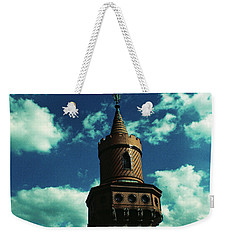 Fake German Castle Or Oberbaumbruecke Weekender Tote Bag