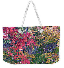 Fall 2016 3 Weekender Tote Bag