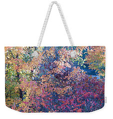 Fall 2016 7 Weekender Tote Bag