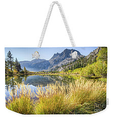 Fall Along The Creek Weekender Tote Bag