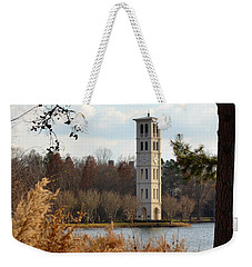 Fall At Furman Weekender Tote Bag by Corinne Rhode