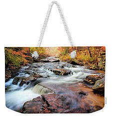 Fall At Gunstock Brook II Weekender Tote Bag