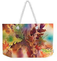 Fall Bouquet Weekender Tote Bag