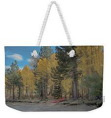 Fall Break Weekender Tote Bag