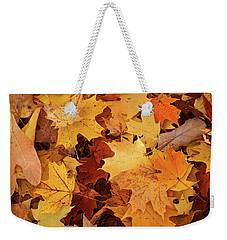 Fall Carpet 10 Weekender Tote Bag