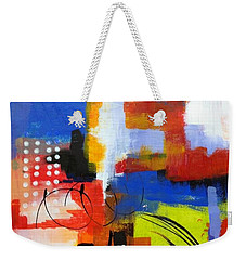 Day One...30 In 30 Challenge  Weekender Tote Bag by Suzzanna Frank