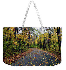 Weekender Tote Bag featuring the photograph Fall Color Series 2016 by Joanne Coyle