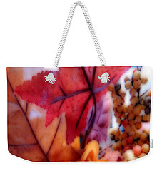 Fall Colors # 6059 Weekender Tote Bag