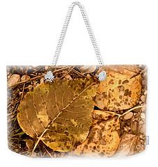 Fall Colors Weekender Tote Bag