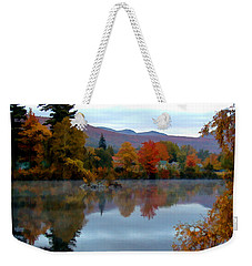 Fall Colors Weekender Tote Bag by Dan McManus