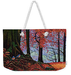 Fall Colors II Weekender Tote Bag