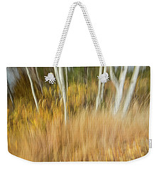 Fall Colors In Motion Weekender Tote Bag