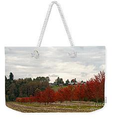 Fall Country Weekender Tote Bag