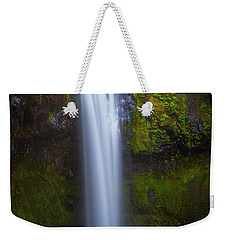 Weekender Tote Bag featuring the photograph Fall Creek Falls by Darren White