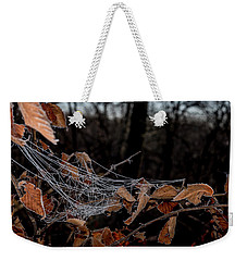 Fall Decorations Weekender Tote Bag